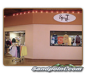 Meyer's Sport Tees in the Bonner Mall
