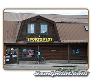 Sports Plus in Sandpoint