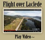 Aerial video of LaClede Idaho - Real Estate Search