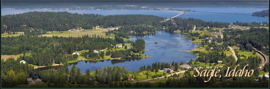 Located just five miles South of Sandpoint, Sagle is the gateway to the communities of Bottle Bay and Garfield Bay.